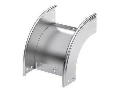 Угол для лотка вертикальный внешний 90град. 300х80 CD 90 в комплекте с крепеж. элементами DKC 36805K