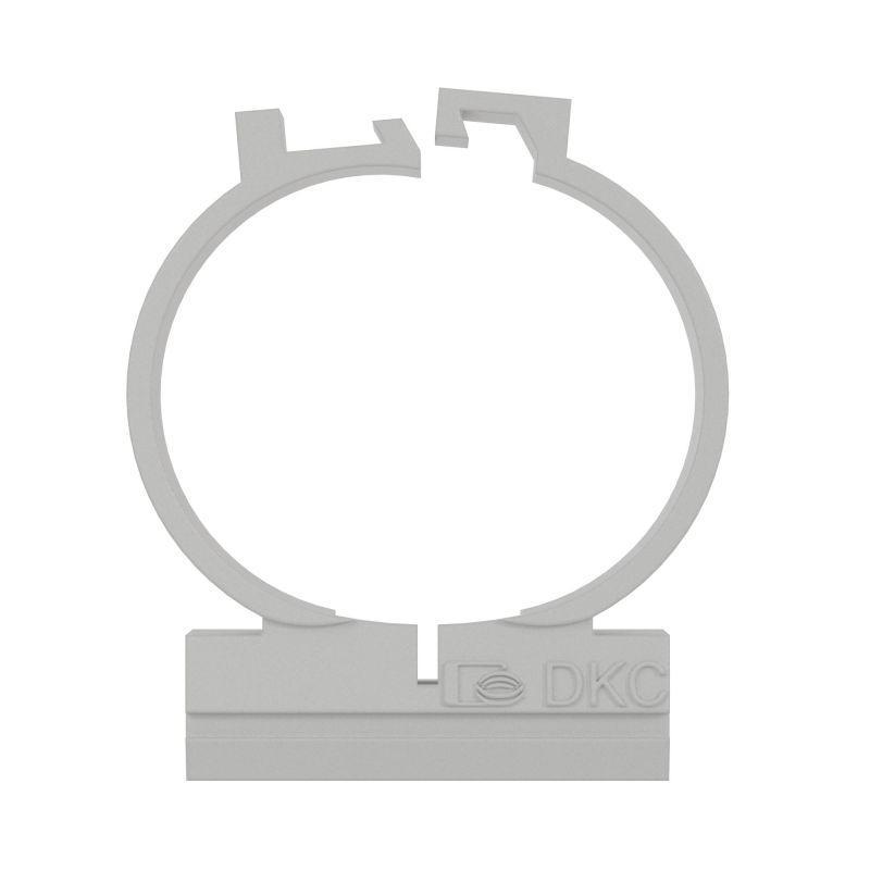 Держатель для труб двухкомпонентный d32мм DKC 51132