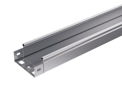 Лоток листовой неперфорированный 150х50 L3000 сталь 0.6мм S3 DKC SNL3515
