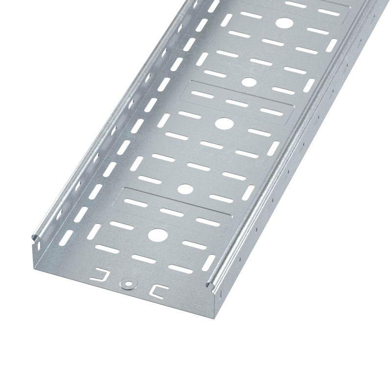 Лоток листовой перфорированный 200х50 L3000 сталь 0.7мм S3 DKC SPL3520