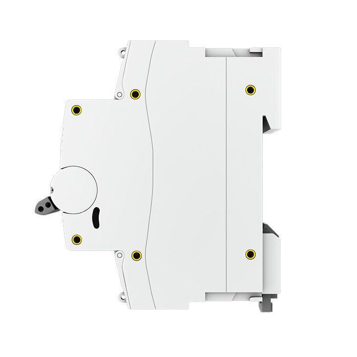 Выключатель автоматический модульный 3п C 125А 10кА ВА 47-100 PROxima EKF mcb47100-3-125C-pro