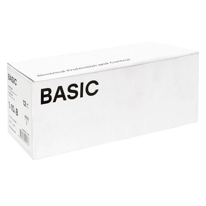 Выключатель автоматический модульный 1п C 20А 4.5кА ВА 47-29 Basic EKF mcb4729-1-20C