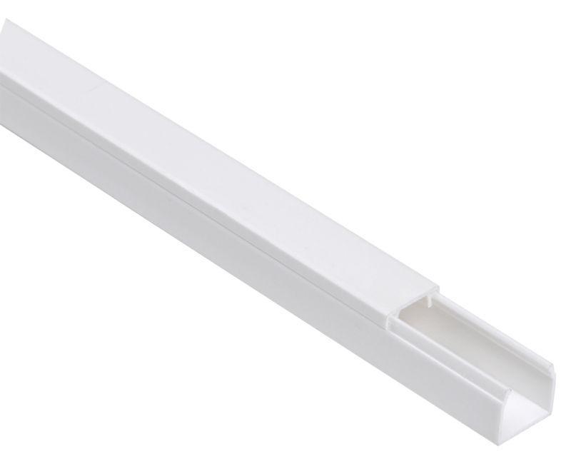 Кабель-канал 15х10 L2000 пластик ECOLINE IEK CKK11-015-010-1-K01
