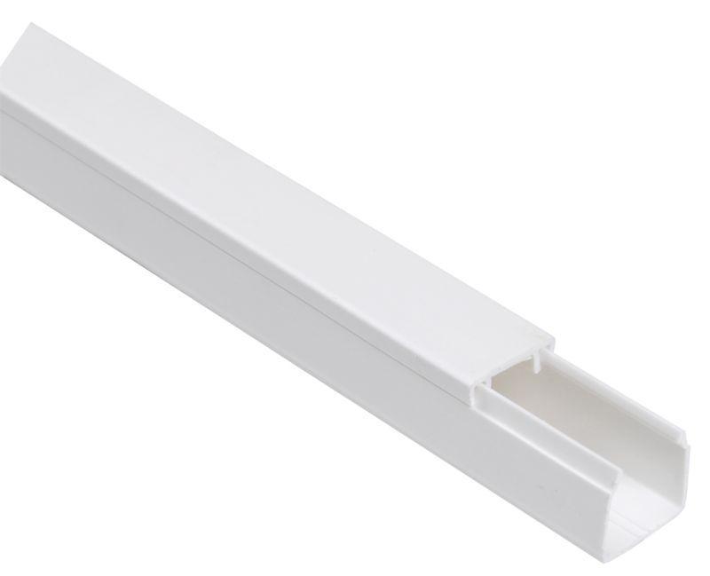 Кабель-канал 16х16 L2000 пластик ECOLINE IEK CKK11-016-016-1-K01