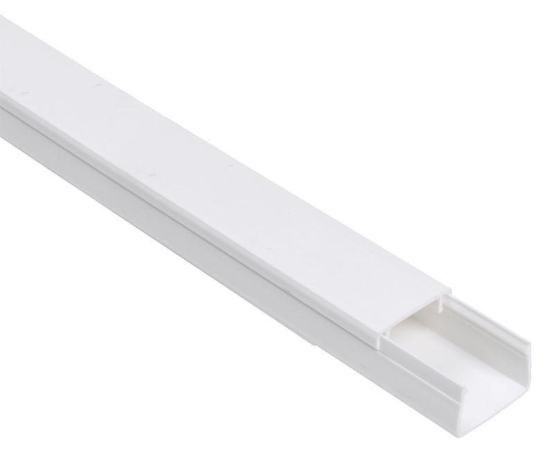Кабель-канал 20х10 L2000 пластик ECOLINE IEK CKK11-020-010-1-K01