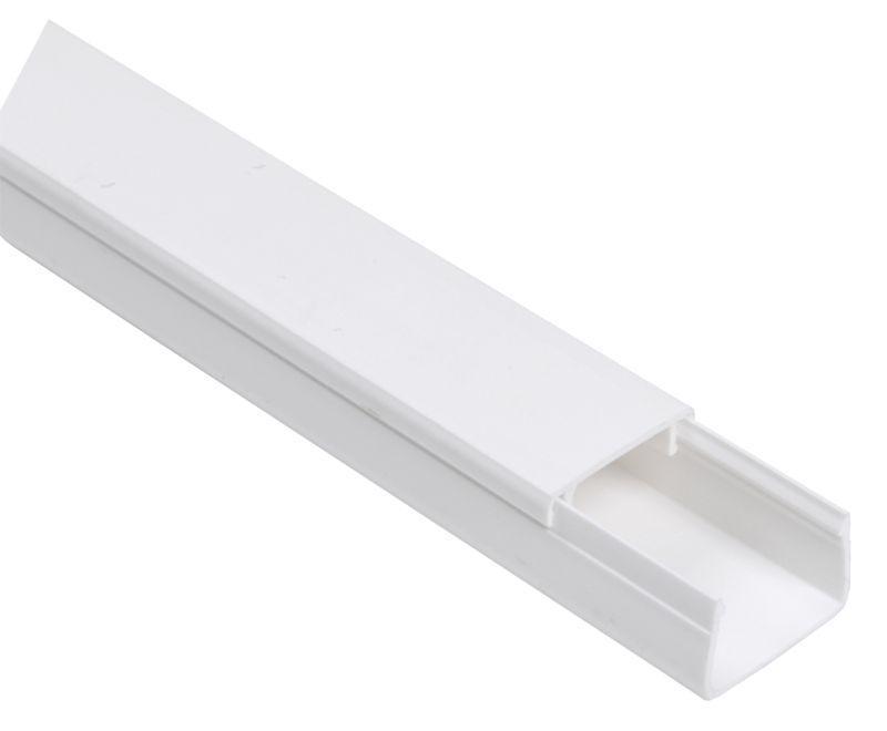 Кабель-канал 25х25 L2000 пластик ECOLINE IEK CKK11-025-025-1-K01
