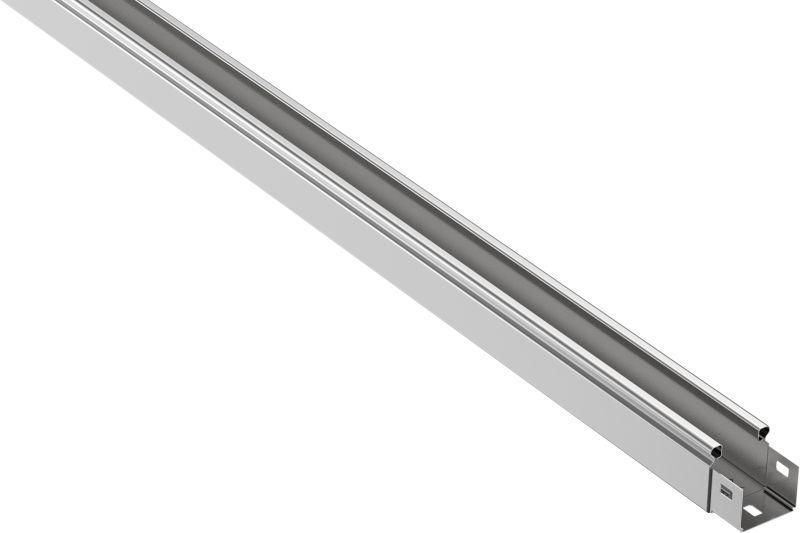 Лоток листовой неперфорированный 50х50 L3000 сталь 0.7мм IEK CLN10-050-050-3