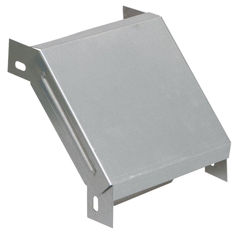Угол для лотка вертикальный внешний 90град. 100х50 с кр. IEK CLP1N-050-100