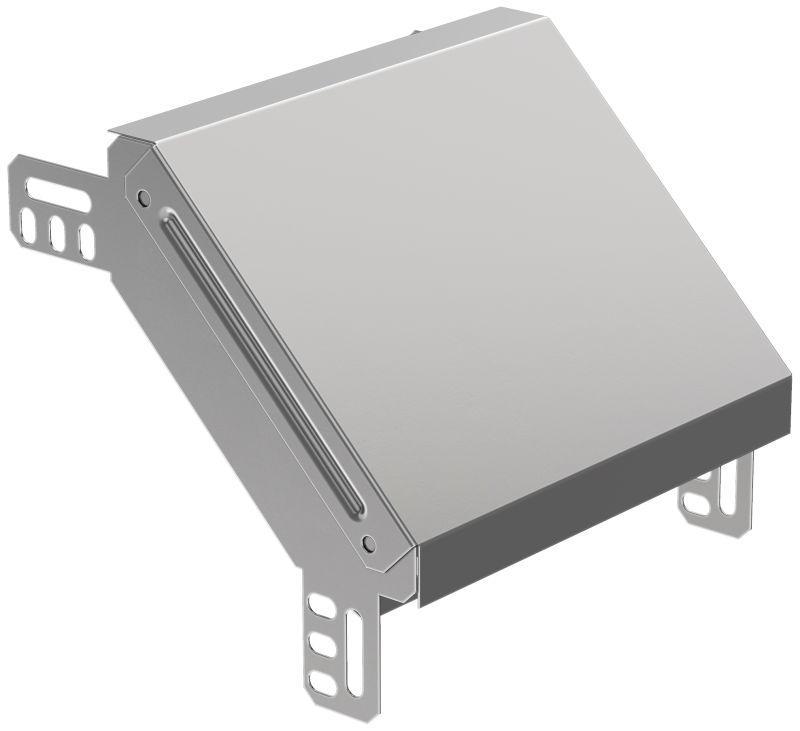 Угол для лотка вертикальный внешний 90град. 200х50 с кр. IEK CLP1N-050-200