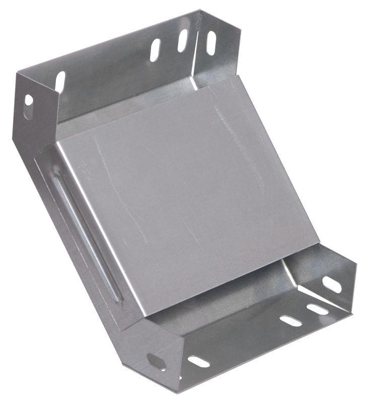 Угол для лотка вертикальный внутренний 90град. 100х50 с кр. IEK CLP1V-050-100