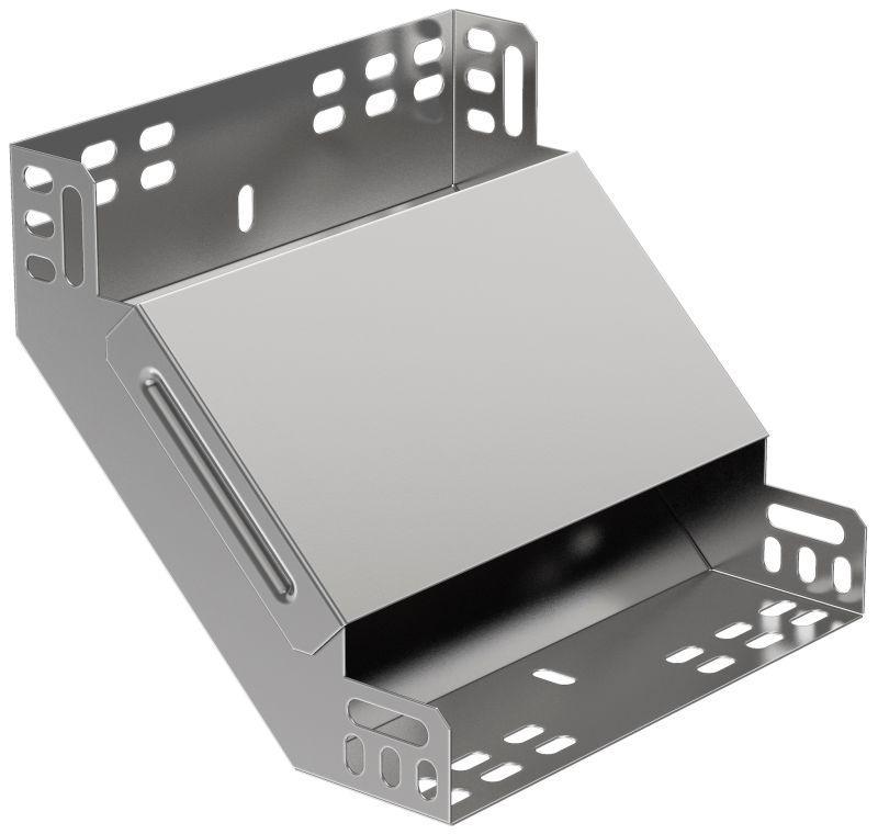 Угол для лотка вертикальный внутренний 90град. 200х50 с кр. IEK CLP1V-050-200