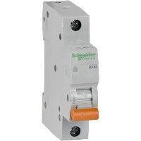 Выключатель автоматический модульный 1п C 10А 4.5кА BA63 Домовой SchE 11202