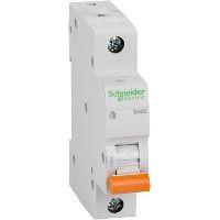 Выключатель автоматический модульный 1п C 20А 4.5кА ВА63 Домовой SchE 11204