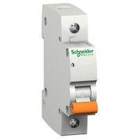 Выключатель автоматический модульный 1п C 32А 4.5кА BA63 Домовой SchE 11206