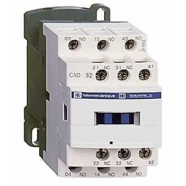 Реле промежуточное CAD-32 3НО+2НЗ 220V AC SchE CAD32M7