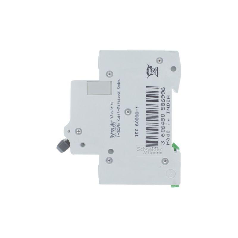 Выключатель автоматический модульный 2п C 63А 4.5кА EASY9 =S= SchE EZ9F34263
