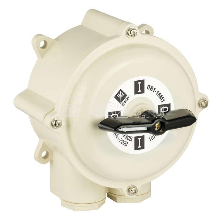 Переключатель пакетный ПП 4-40/Н2 М2 пл. IP56 EKF pp-4-40-4 купить в интернет-магазине RS24