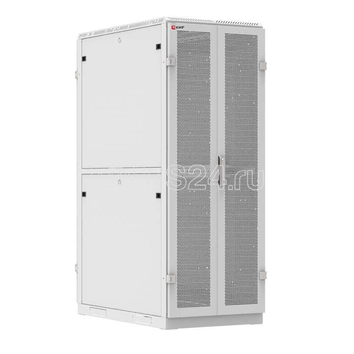 Шкаф серверный 38U 600х1000 двустворч. дверь место 2 PROxima EKF ITC38P610E2-2 купить в интернет-магазине RS24