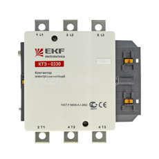 Контактор КТЭ 330А 230В NO EKF ctr-b-330 купить в интернет-магазине RS24