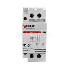 Контактор мод. КМ 50А NО+NC (2 мод.) EKF km-2-50-11 купить в интернет-магазине RS24