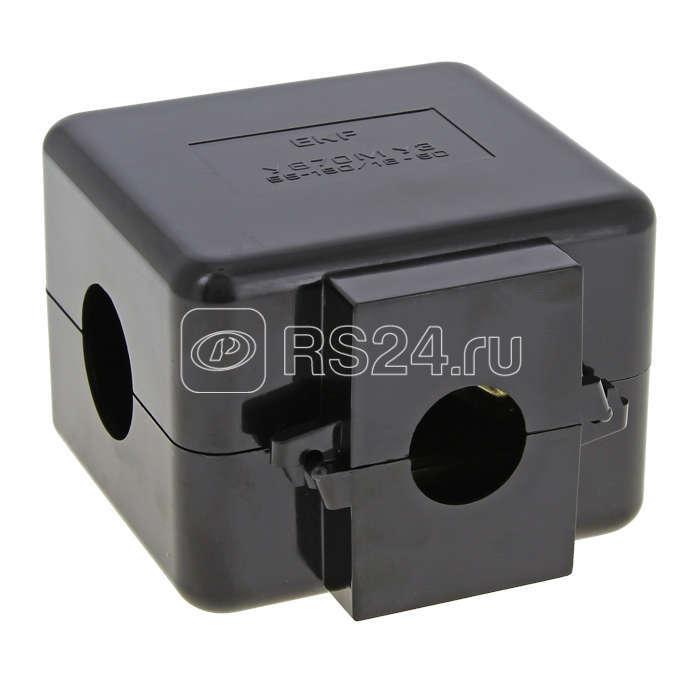 Сжим ответвительный У871МУЗ (95-150/50-95кв.мм) (орех) EKF oreh-95-150-50 купить в интернет-магазине RS24