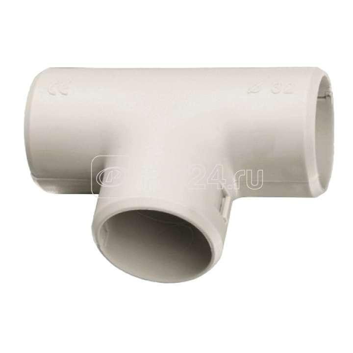 Тройник соединительный для трубы 32мм (уп.10шт) Plast EKF tr-t-32 купить в интернет-магазине RS24