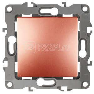 Выключатель 10АХ-250В без м.лапок 12-1001-14 медь ЭРА Б0019274 купить в интернет-магазине RS24