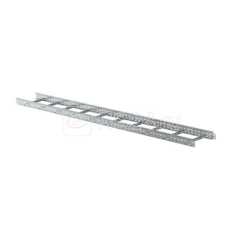 Лоток лестничный 600х80 L3000 сталь 1.2мм ИЭК LLK1-080-600 купить в интернет-магазине RS24