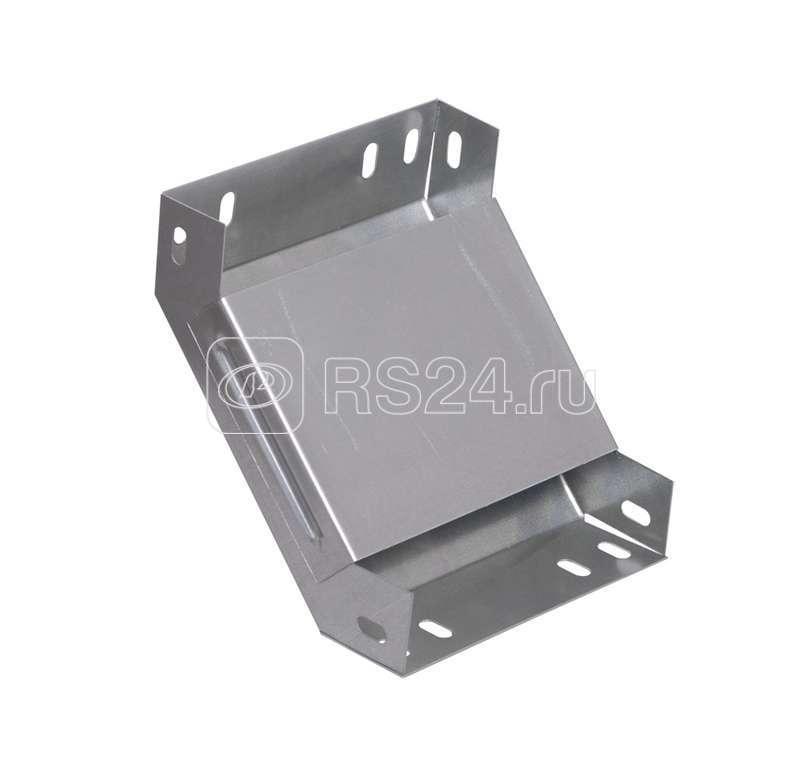 Угол для лотка вертикальный внутренний 90град. 500х80 с кр. ИЭК CLP1V-080-500 купить в интернет-магазине RS24