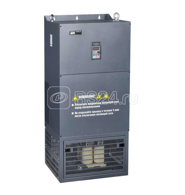 Преобразователь частоты CONTROL-L620 380В 3Ф 450-500кВт 820-900А ИЭК CNT-L620D33V450-500TEL купить в интернет-магазине RS24