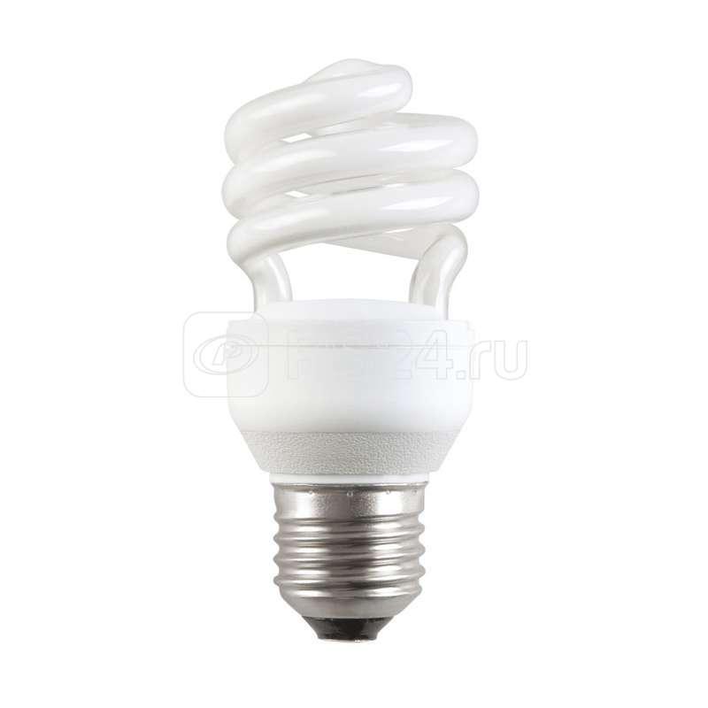 Лампа люминесцентная компакт. КЭЛ-C 9Вт E14 свеча 4000К ИЭК LLE60-14-009-4000 купить в интернет-магазине RS24
