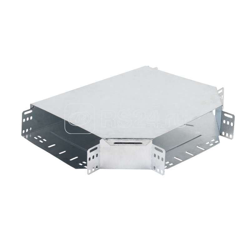 Ответвитель для лотка Т-образ. 50х600 HDZ ИЭК CLP1T-050-600-M-HDZ купить в интернет-магазине RS24