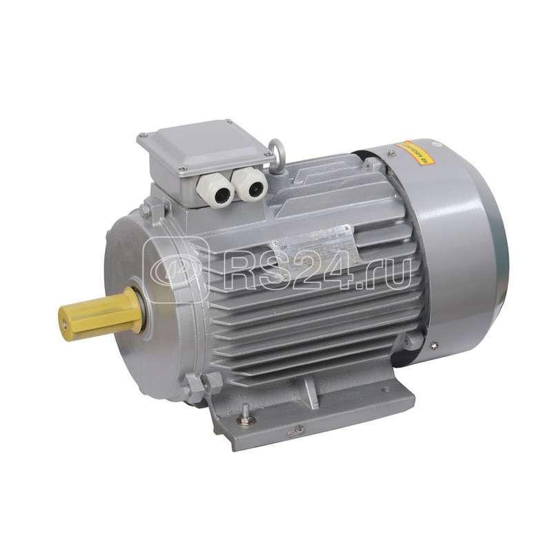 Электродвигатель АИР DRIVE 3ф 132M8 380В 5.5кВт 750об/мин 1081 ИЭК DRV132-M8-005-5-0710 купить в интернет-магазине RS24