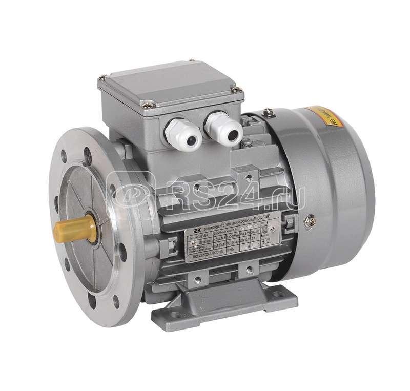 Электродвигатель АИС DRIVE 3ф. 63C4 380В 0.25кВт 1500об/мин 2081 ИЭК AIS063-C4-000-3-1520 купить в интернет-магазине RS24