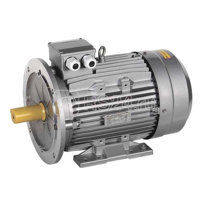 Электродвигатель АИС DRIVE 3ф. 160M6 660В 7.5кВт 1000об/мин 2081 ИЭК AIS160-M6-007-5-1020 купить в интернет-магазине RS24