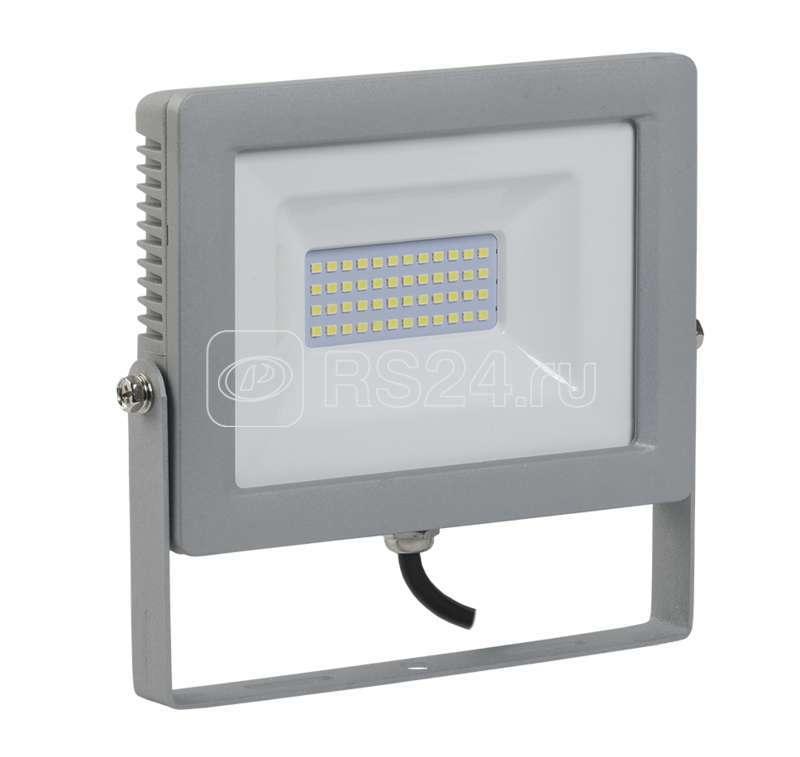 Прожектор СДО 07-50 LED 50Вт IP65 6500К сер. ИЭК LPDO701-50-K03 купить в интернет-магазине RS24
