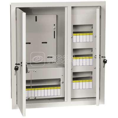 Корпус металлический ЩУРв-3/30зо-1 36 УХЛ3 IP30 ИЭК MKM35-V-30-31-1-ZO купить в интернет-магазине RS24