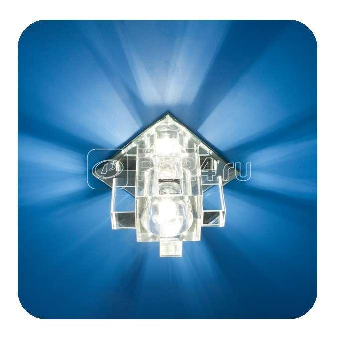 Светильник Bohemia 220 11 70 декор. из огран. стекла G9 прозр. ИТАЛМАК IT8322 купить в интернет-магазине RS24