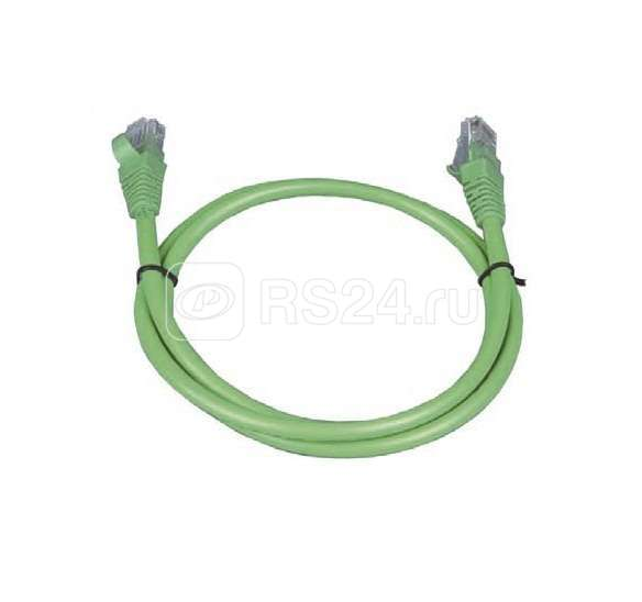 Патч-корд кат.5е UTP 1м сер. ITK PC01-C5EU-1M купить в интернет-магазине RS24