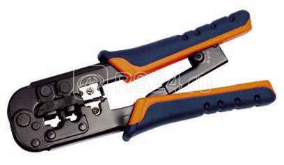 Инструмент TM1-B11H обжимной для RJ45 RJ12 RJ11 (8P8C 6P6C 6P4C 4P4C) ITK TM1-B11H купить в интернет-магазине RS24