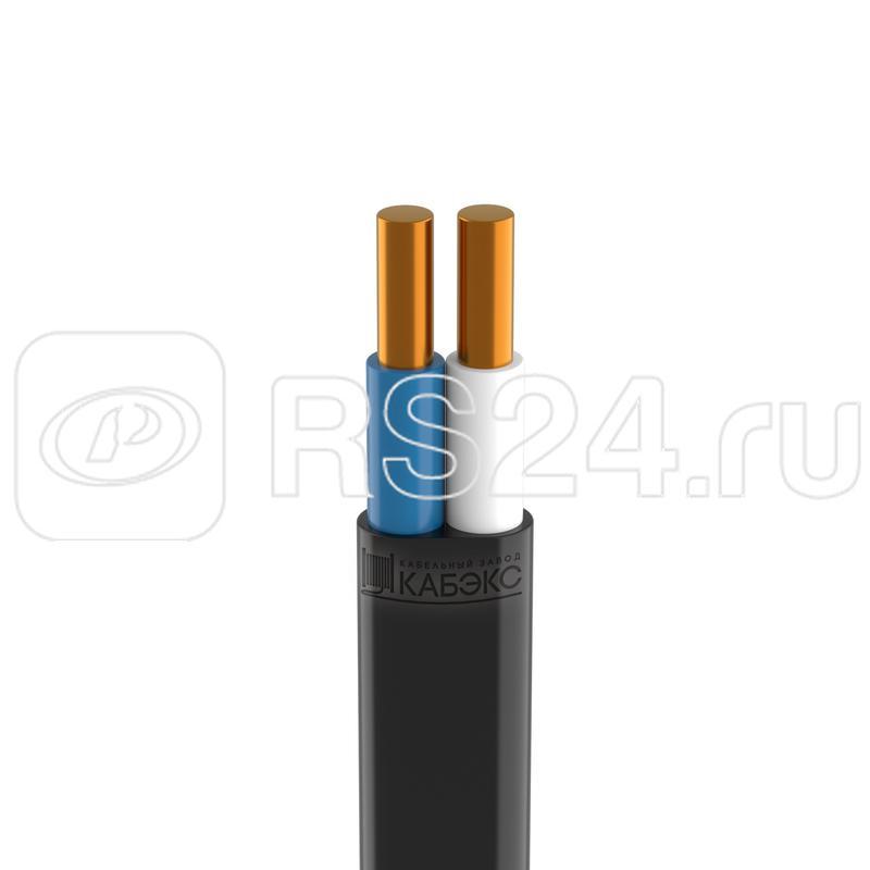 Кабель ВВГ-Пнг(А)-LS 2х1.5 (бухта 100м) (м) Кабэкс купить в интернет-магазине RS24