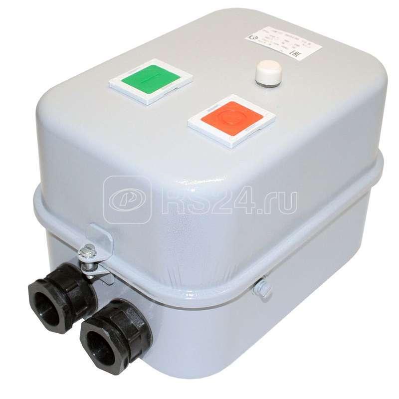 Пускатель магнитный ПМ 12-040230 У2 В 220В (2з+1р) РТТ-121 25.0А Кашин 050230211ВВ220000510 купить в интернет-магазине RS24