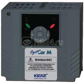 Преобразователь частоты OptiCor M 0005 4T BA2K2 КЭАЗ 112479 купить в интернет-магазине RS24