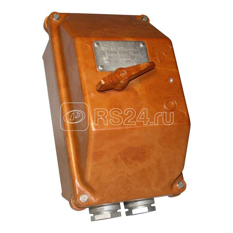 Выключатель авт. АК50Б-2М 3 20А 6IН IP54 ОМ2 РЕГ КЭАЗ 104749 купить в интернет-магазине RS24