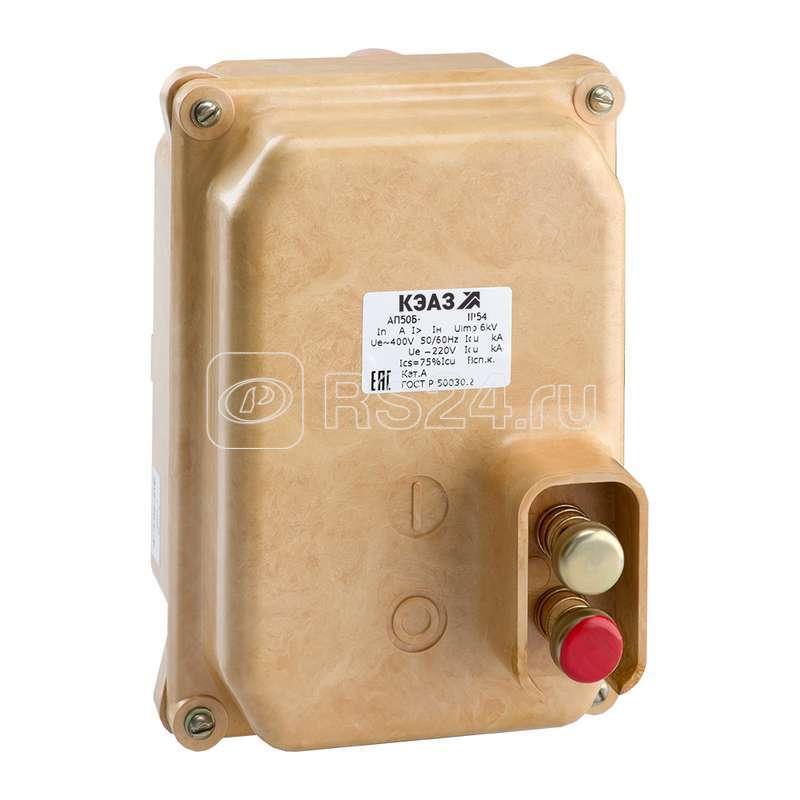 Выключатель авт. АП50Б 2МТ 25А 3.5Iн 400AC/220DC IP54 У2 КЭАЗ 107083 купить в интернет-магазине RS24