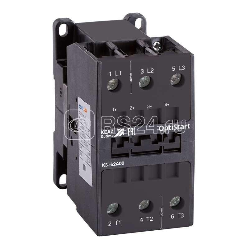 Контактор OptiStart K3 74A00 110AC КЭАЗ 116970 купить в интернет-магазине RS24