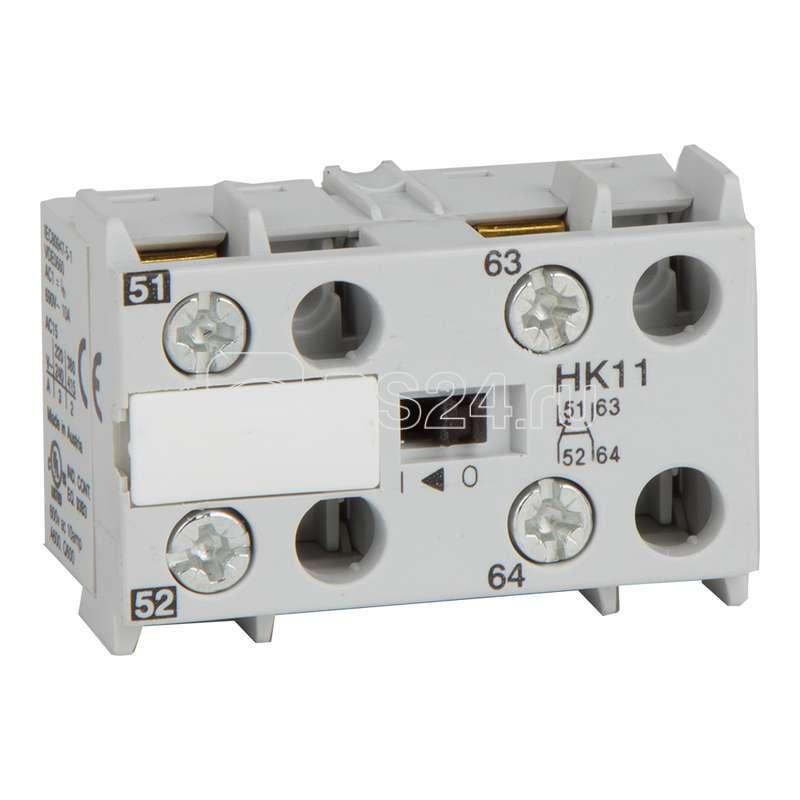 Блок контактов вспомогательный OptiStart HK02 КЭАЗ 117738