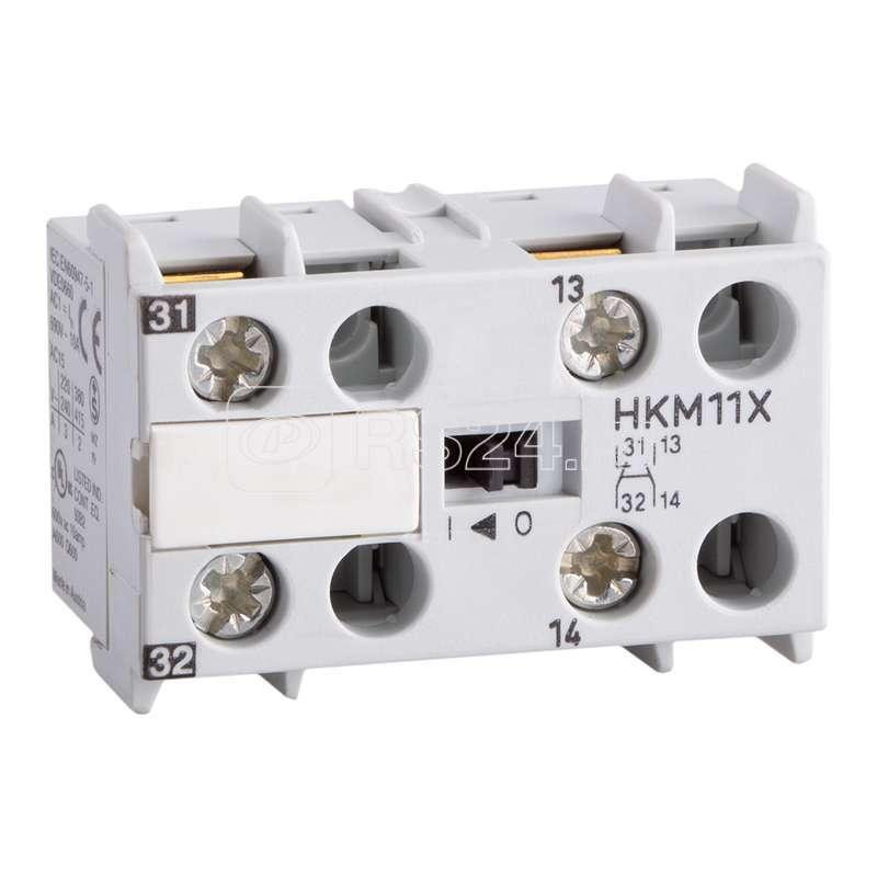 Блок контактов вспомогательный OptiStart HKM11 КЭАЗ 117743