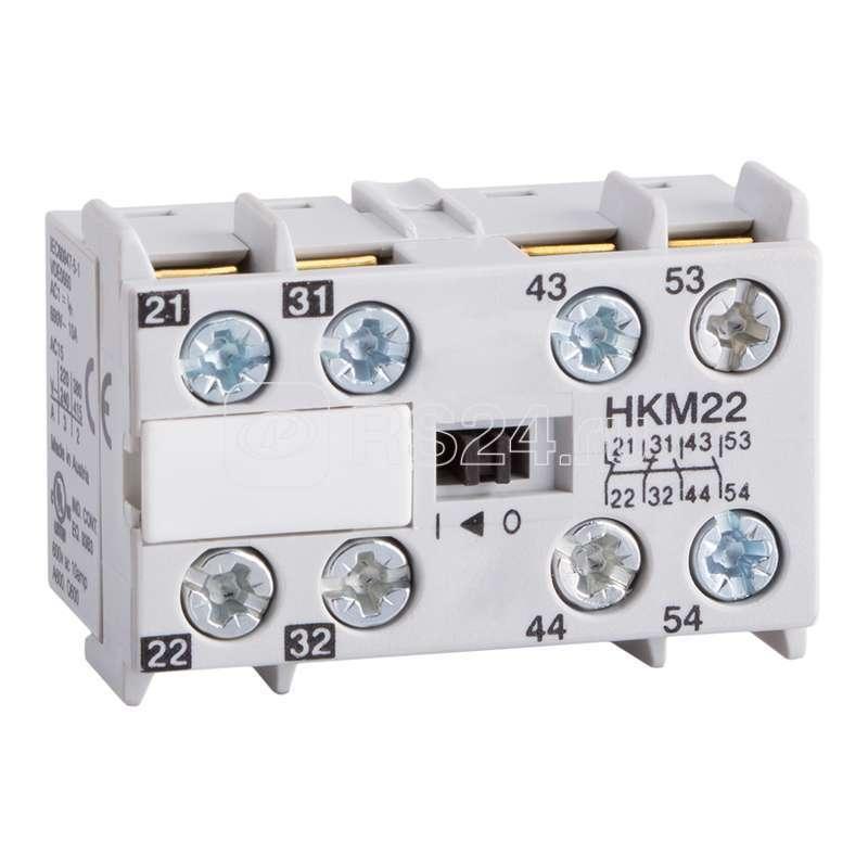Блок контактов вспомогательный OptiStart HKM22 КЭАЗ 117745