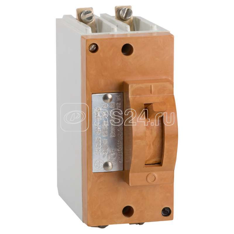 Выключатель автоматический АК50Б-2МГ 4А 6IН ОМ3 ПЗ КЭАЗ 104938 купить в интернет-магазине RS24